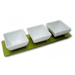 Set keramičkih zdjelica